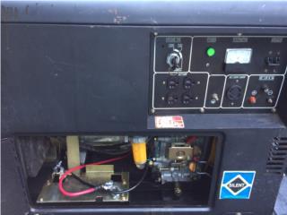 SV planta Diesel KDE 6700 , Puerto Rico