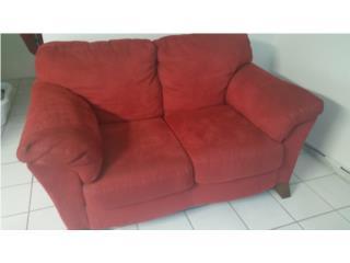 Love Seat Rojo, Puerto Rico