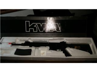 KWA SR-10 Airsoft Rifle de Asalto (Banshee), Puerto Rico