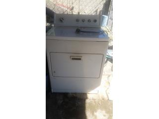 Secadora Kitchen Aid electrica , Puerto Rico