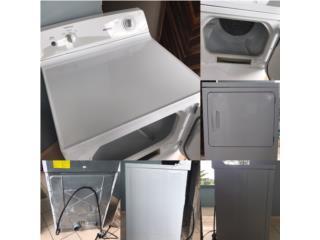Secadora de Gas HotPoint Como nueva $200 OMO, Puerto Rico