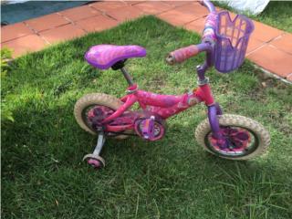 Bicicleta Barbie pequeña $10, Puerto Rico
