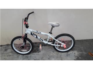 Bicicleta para niñas, Puerto Rico