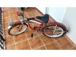 Bicyclera 20 spyder man 1950, Puerto Rico