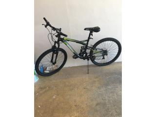 Mountain bike - bicicleta, Puerto Rico