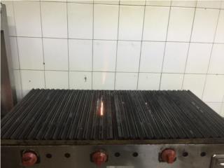 grill (parilla) de 48x24