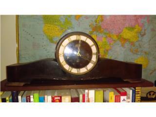 RELOJ ALEMAN DE CUERDA ANYO 1950 SOLO $125, Puerto Rico
