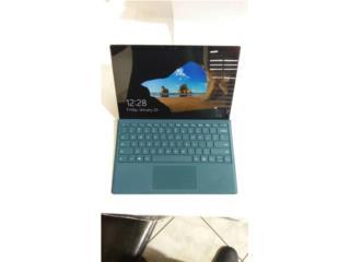 Surface Pro 4 i7 250GB 16GB RAM, Puerto Rico