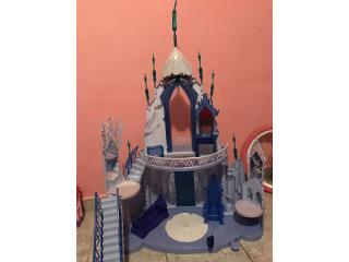 Se vende castillo de frozen, Puerto Rico