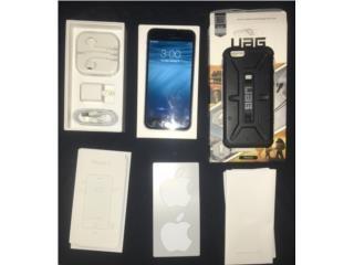 Phone 6 nuevo con cover de proteccion $275 , Puerto Rico