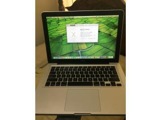 MacBook Pro late 2008 programas de diseño vid, Puerto Rico