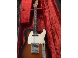 Fender telecaster USA , Puerto Rico