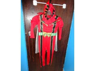 Disfraces variados Edades de 5 - 10 años, Puerto Rico