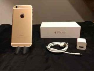 IPHONE 6S 64GB GOLD Perfecto Estado, Puerto Rico