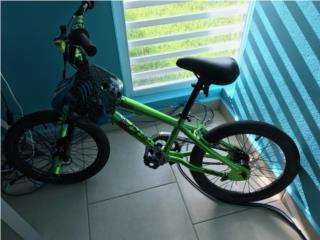 Bicicleta de niño, Puerto Rico