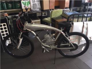 Bici-Motora 80CC 2-Stroke, Puerto Rico