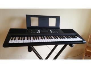 Keyboard Yamaha  - modelo PSR-E343  , Puerto Rico