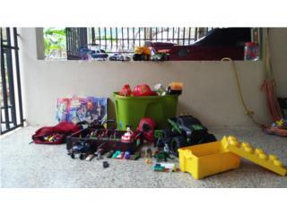 Juegetes de niños, Puerto Rico