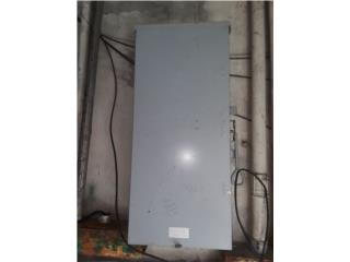 Transfer switch 200Amp Manual, Puerto Rico