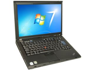 Laptop IBM Thinkpad, Puerto Rico