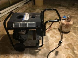 Generador eléctrico , Puerto Rico