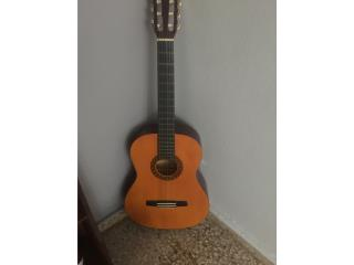 Guitarra Clásica Valencia 1972, Puerto Rico