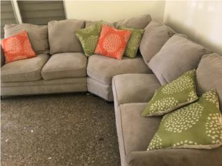 Mueble sectional, Puerto Rico