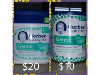 GELBER GOOD STAR INFANT FORMULA , Puerto Rico