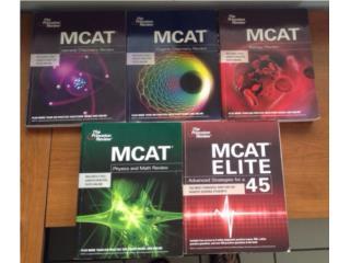 MCAT The Princeton Review Set, Puerto Rico