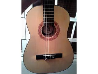 Guitarrita clásica, Puerto Rico