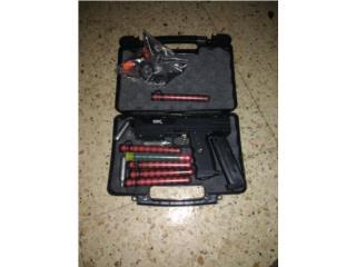 Pistola gotcha tipx, 2 mags + accesorios, Puerto Rico