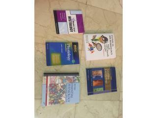 Vendo libros de escuela de medicina , Puerto Rico