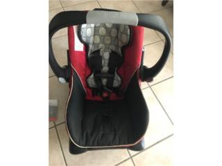 Car seat, Puerto Rico
