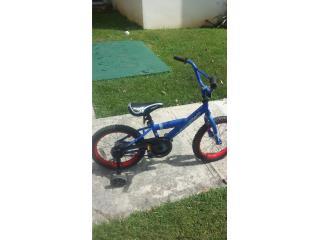 Bicicletade16pulg, Puerto Rico
