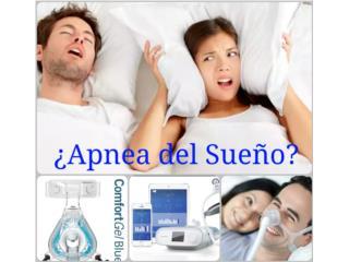 CPAP Apnea del Sueño NUEVOS+Mask Incluida, Puerto Rico