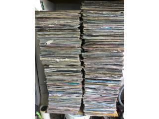 200 loan plane discos antiguos, Puerto Rico