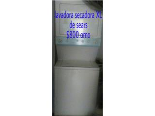 Lavadora secadora, Puerto Rico