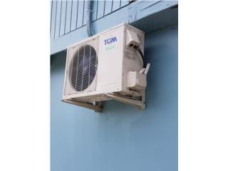 Consola de aire inverter TGM, Puerto Rico