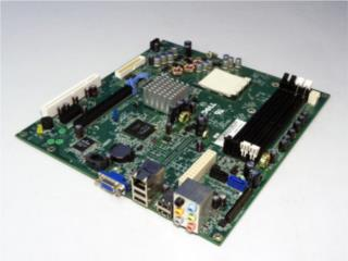 Motherboard Dell DDR2 AM2, Puerto Rico
