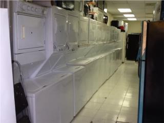 Combo de lavadora y secadora a 750, Puerto Rico