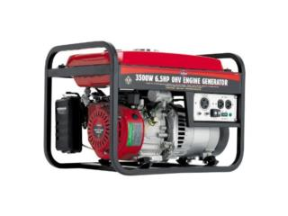 Generador Electrico ALL-POWER 3500 WATTS , Puerto Rico
