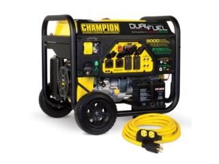 Champion 9000 usada , Puerto Rico