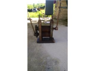 se vende trapiche antiguo manual, Puerto Rico