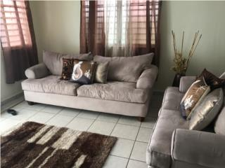 GANGA! 3 piezas muebles excelente estado, Puerto Rico