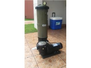 Motor piscina 1 hp, Puerto Rico