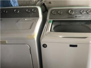 Combo de lavadora y secadora, Puerto Rico