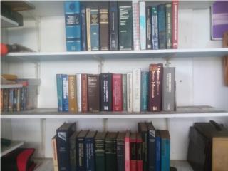 Libros Ingenieria, y Seg. Ocupacional y otros, Puerto Rico