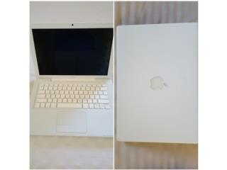 Apple Macbook 13 Unibody (white), Puerto Rico