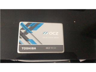 SSD 450 Toshiba , Puerto Rico