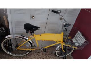 Workman cycle, Puerto Rico